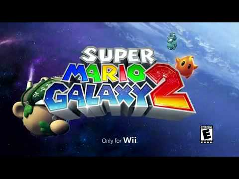 Super Mario Galaxy 2 North America Commercial
