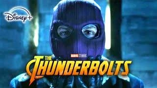 MARVEL STUDIOS THUNDERBOLTS DISNEY PLUS TV SERIES REVEALED Marvel Phase 5