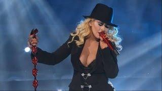 Christina Aguilera - 2015 NBA All Star Game
