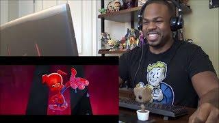 SPIDER-MAN: INTO THE SPIDER-VERSE Scorpion Vs Spider-Ham + Mary Jane Speech Trailers REACTION!!!