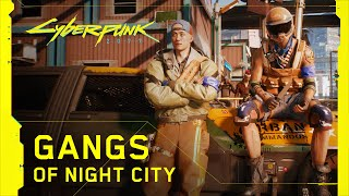 Le Gang di Night City - SUB ITA