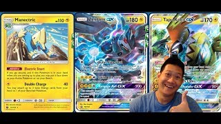 New ZEKROM GX Deck, 100 Damage for ANY Energy Card, Good Niche Attacks