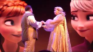Full frozen sing along :August 2016 Disney World