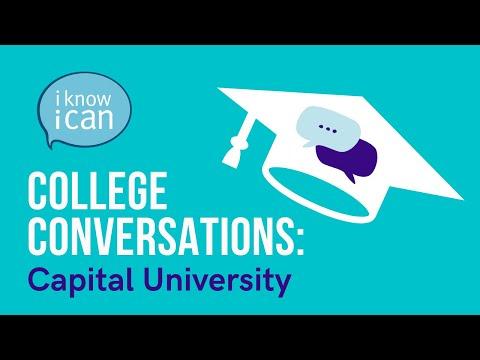 College Conversations: Capital University