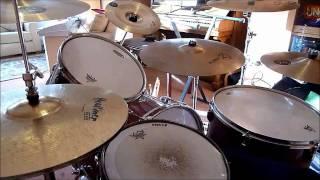 TJJB -- Dizzee Rascal - Dirtee Disco - Drum Cover
