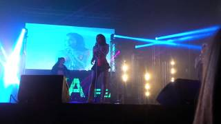 Maya from THE TAMPERER live @ Energia=90 - Feel it