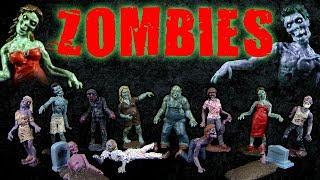Safari Ltd ® Zombies Super Toob ® !!! New 2018 !!! Zombie Figuren Unboxing & Review