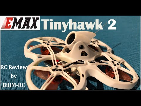 Emax Tinyhawk II review - Great for outdoors too