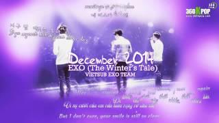 [Vietsub+Engsub+Kara][Audio] EXO - December, 2014 (The Winter's Tale) [EXO Team]