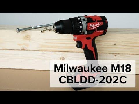 Akku-Bohrschrauber im Test: Milwaukee