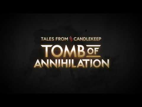 Tales from Candlekeep: Tomb of Annihilation Trailer thumbnail