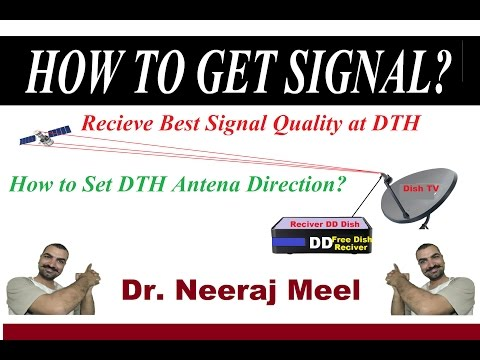 Download How To Set Dth Antenna Direction For Best Signal Quality