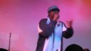 KRS-One - Classic / Hip-Hop vs. Rap / Step Into A World Live