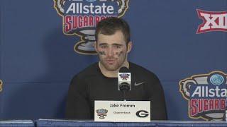 Georgia players react to Sugar Bowl loss to Texas
