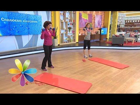 Gymnastics slimming tuhod