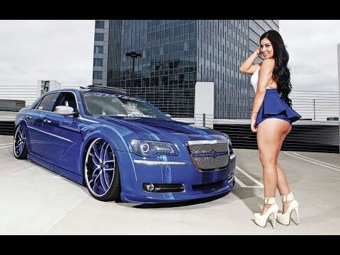 Chrysler 300 on Savini Wheels