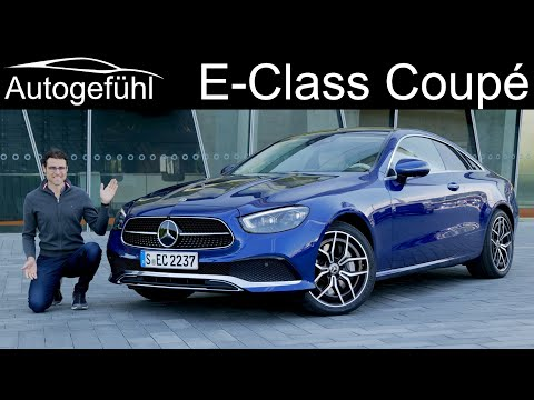 External Review Video a7gWhjiPptI for Mercedes-Benz E-Class Coupe C238 & Cabriolet A238 (2020 Facelift)