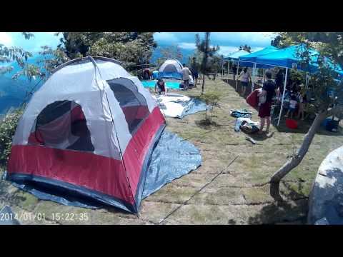 桃園拉拉山遠見之星露營區-遠離塵囂、走進自然