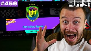FIFA 21 MY GUARANTEED PATH TO GLORY TEAM 2 UPGRADE SBC! WE PACKED A GREAT CARD FOR MY FUT CHAMPIONS!