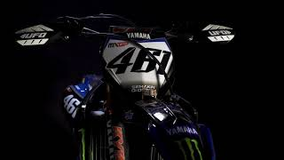 Yamaha YZ450FM do Mundial MX - VÍDEO
