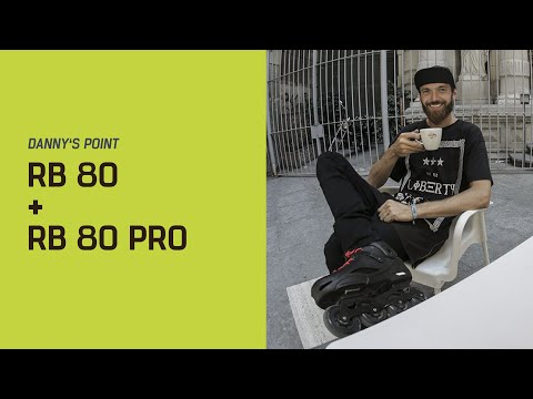 Video: Danny's point RB 80 and RB 80 Pro