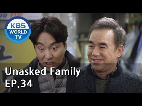 Unasked Family | 꽃길만 걸어요 EP.34 [ENG, CHN / 2019.12.20]