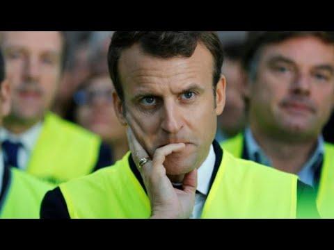 Paul Séré : Emmanuel Macron parle aux gilets jaunes