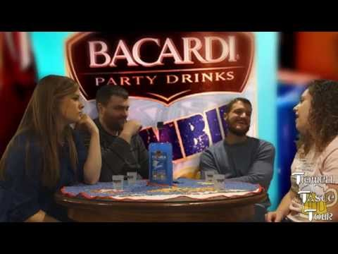 Bacardi Party Drinks Zombie Cocktail Review