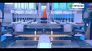 Завод стальных дверей Гардиан 2018