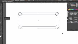 Как сделать бирочки, ярлыки и теги в Illustrator