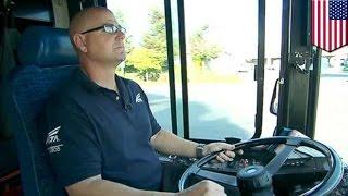Bohater: kierowca autobusu ratuje 3-latka z rąk porywacza