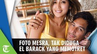 Foto Mesra Jessica Iskandar dan Richard Kyle Liburan di Bali