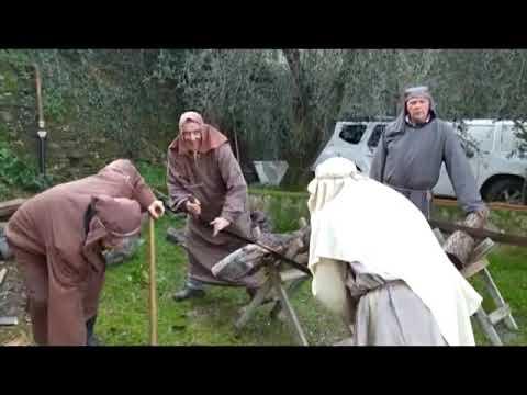 ANDORA, RECORD DI VISITATORI PER IL PRESEPE VIVENTE DEL DUOMO