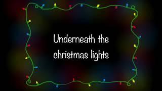 sia underneath the christmas lights lyrics