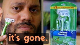 Can The Gillette Sensor 3 Sensitive Provide A Comfortable Shave?