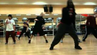 opening up by chromeo; choreo by Aj Brown/LVAC