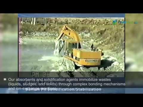 Barium Waste Pit Stabilization