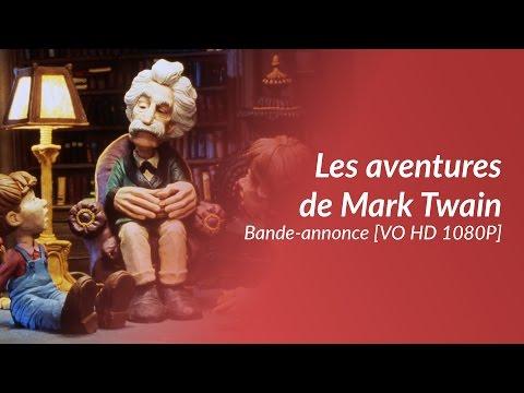 Les aventures de Mark Twain - Bande-annonce [VO HD 1080P]