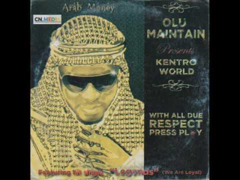 Olu Maintain - Mama  - whole Album at www.afrika.fm
