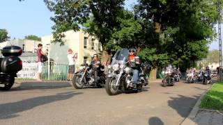 preview picture of video 'V Zlot Motocyklowy Moto Party Jedlicze 2014'