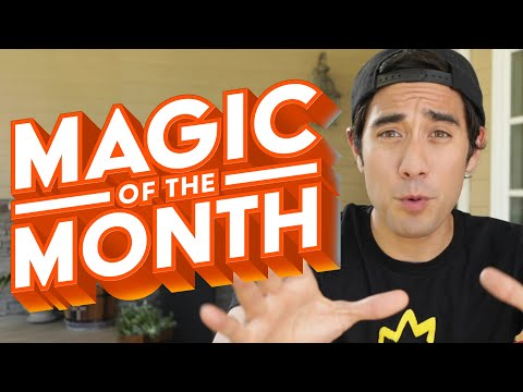 At Home Edition   MAGIC OF THE MONTH - May 2020