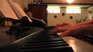 Disney - Pochahontas - If I Never Knew You (Piano Cover, High Quality Sound)