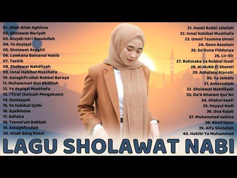 sholawat nabi merdu terbaru 2021 penyejuk hati lagu sholawat nabi terpopuler 2021 penenang pikiran