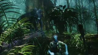 Avatar Movie Clip - Thanator Chase HD.avi