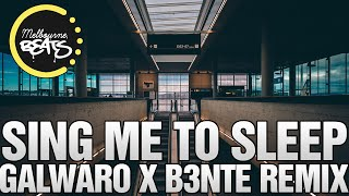 Gambar cover Alan Walker - Sing Me To Sleep (Galwaro x B3nte Remix)