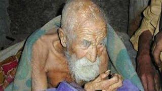 182 tuổi, cụ ông tiết lộ: 'Đơn giản là thần ch.ết đã quên tôi' và bí quyết sống thọ đơn giản