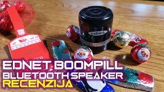 Ednet BoomPill Bluetooth Speaker 33033 recenzija - sitan ali moćan zvučnik za smartfone (13.12.2018)