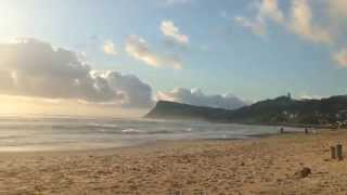 Australie 2015 - Seven Mile beach