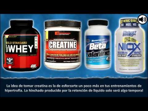 Suplementos para Aumentar de Masa Muscular