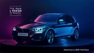 The BMW 1 Series | Features of the BMW 1 Series M Sport.